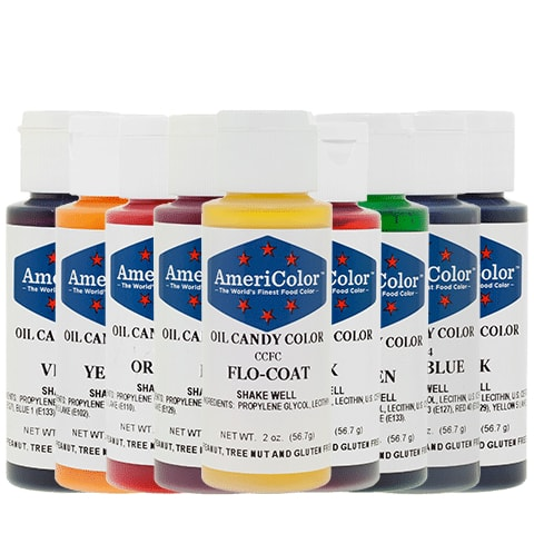Oil Candy Color