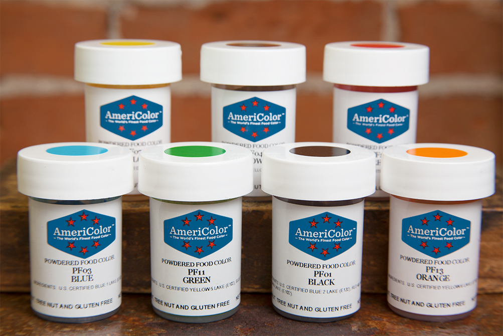 POWDERED FOOD COLORS | AmeriColor Corp.