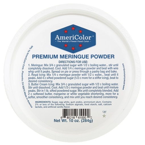 Premium Meringue Powder